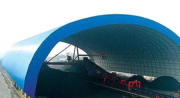 曹正罡:大跨度预应力钢结构干煤棚设计与施工_3