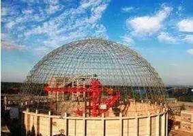 曹正罡:大跨度预应力钢结构干煤棚设计与施工_17