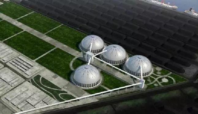曹正罡:大跨度预应力钢结构干煤棚设计与施工_19