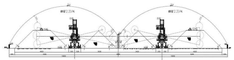 曹正罡:大跨度预应力钢结构干煤棚设计与施工_24