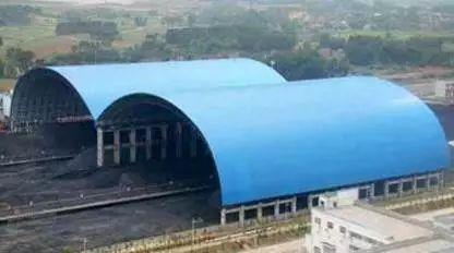 曹正罡:大跨度预应力钢结构干煤棚设计与施工_37