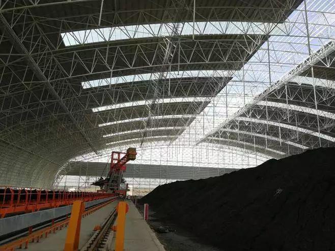 曹正罡:大跨度预应力钢结构干煤棚设计与施工_31