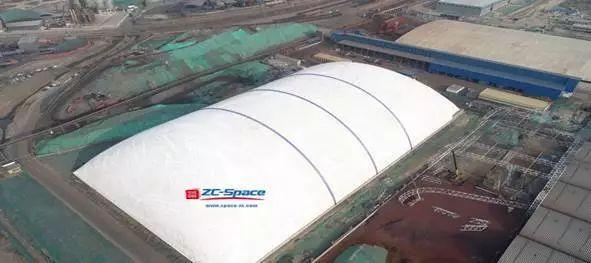 曹正罡:大跨度预应力钢结构干煤棚设计与施工_26