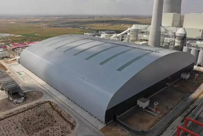 曹正罡:大跨度预应力钢结构干煤棚设计与施工_32