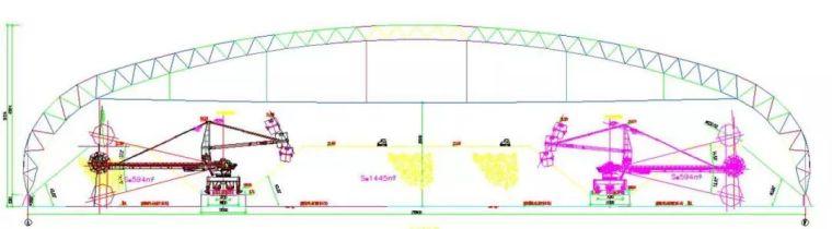 曹正罡:大跨度预应力钢结构干煤棚设计与施工_29