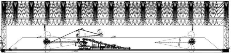 曹正罡:大跨度预应力钢结构干煤棚设计与施工_54