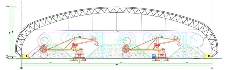 曹正罡:大跨度预应力钢结构干煤棚设计与施工_49