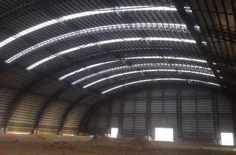 曹正罡:大跨度预应力钢结构干煤棚设计与施工_62