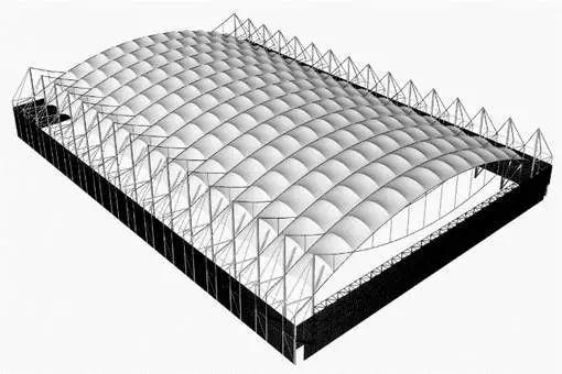 曹正罡:大跨度预应力钢结构干煤棚设计与施工_66