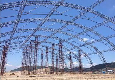 曹正罡:大跨度预应力钢结构干煤棚设计与施工_61