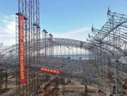 曹正罡:大跨度预应力钢结构干煤棚设计与施工_114