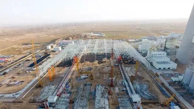 曹正罡:大跨度预应力钢结构干煤棚设计与施工_118