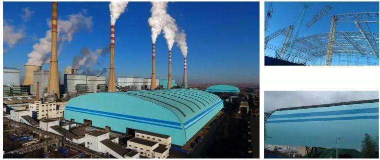 曹正罡:大跨度预应力钢结构干煤棚设计与施工_120