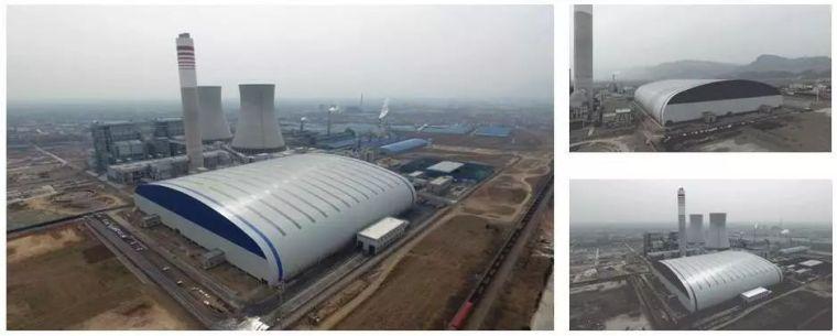 曹正罡:大跨度预应力钢结构干煤棚设计与施工_121