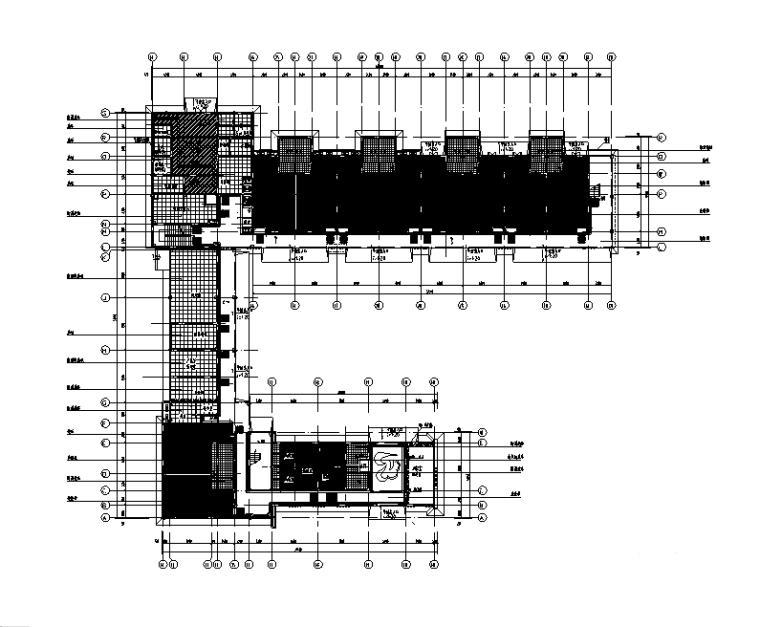 浙江幼儿园设备装修及弱电智能化施工图(智能预算成本)