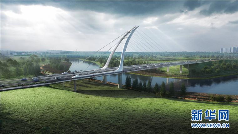 国际大师操刀设计成都高新区将再添6座高品质大桥