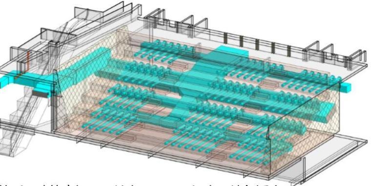 多功能厅空间综合设计