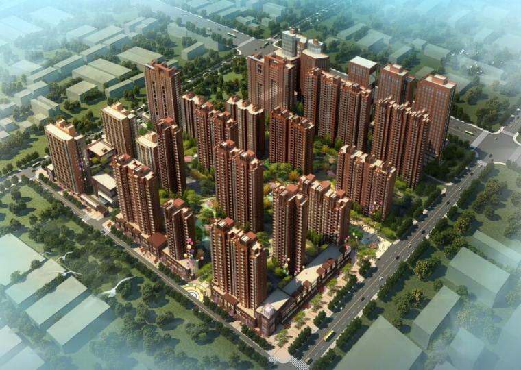 中铁住宅小区项目BIM技术应用(43页,图文丰富)