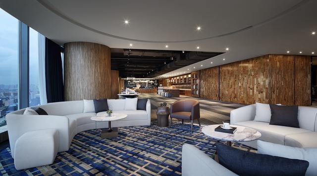 办公空间设计[艺鼎新作]一个让人想24小时上班的办公空间