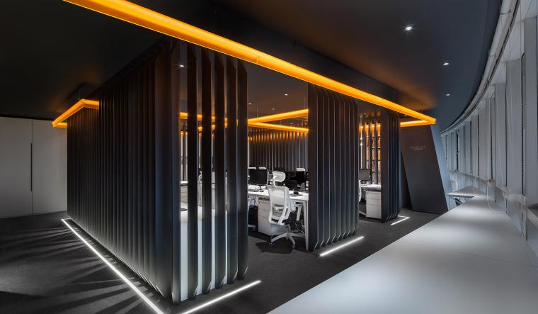 北京MQ智能公司研发中心室内设计方案文本