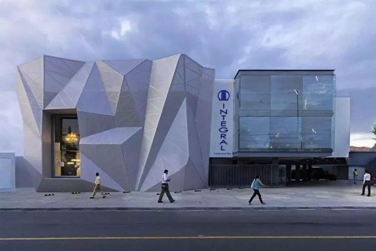 建筑|可柔可刚、能屈能伸的建筑立面—织物幕墙