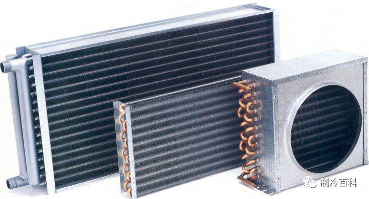 制冷系统的换热器作用与特点全解!