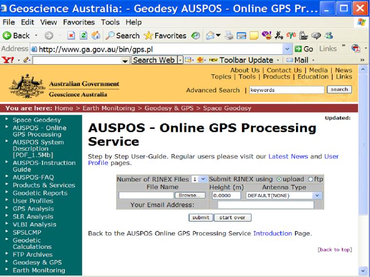 国内外GPS数据处理软件及网络数据处理软件介绍培训讲义PPT
