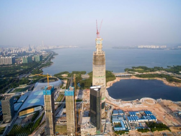 华润国际商业中心BIM综合应用(73页,高清附图)