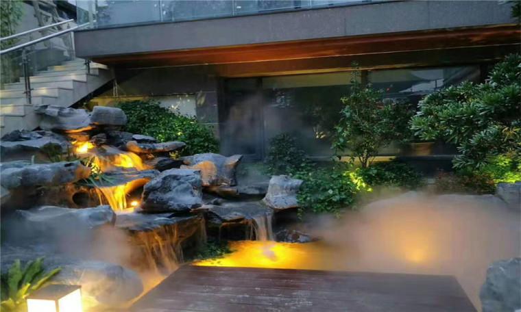 欧式别墅庭院设计,你的精神世外桃源-五行园林