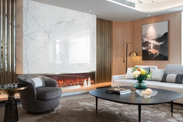 [山东]泰安中齐国山墅样板房室内设计方案(JPG)