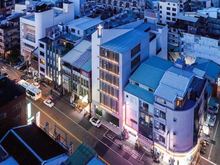 台湾丰原行道會建筑