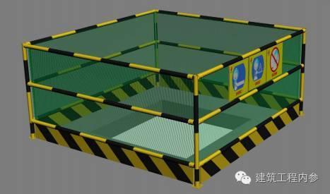 工地临边、洞口、卸料平台、防护设施(大全)_9