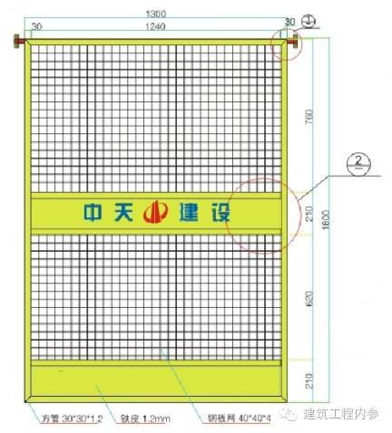 工地临边、洞口、卸料平台、防护设施(大全)_38