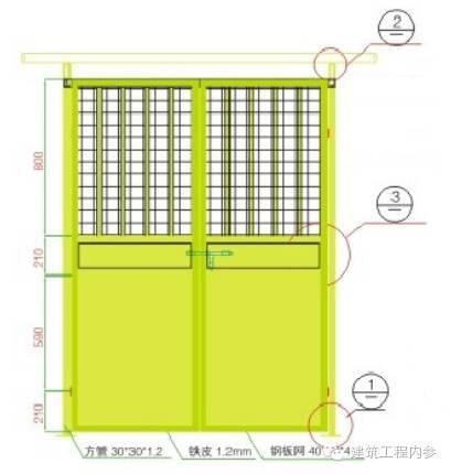 工地临边、洞口、卸料平台、防护设施(大全)_56