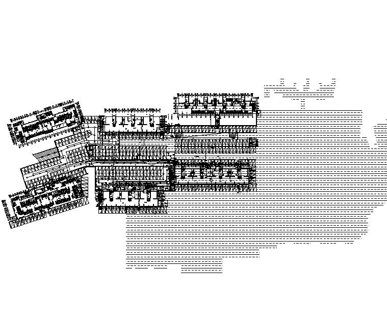 江苏万科强弱电智能化全套施工图(居住楼\车库\幼儿园)