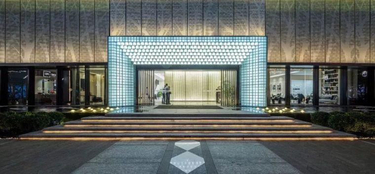 现代简雅风格售楼处建筑设计,感受自然的光影交错_19