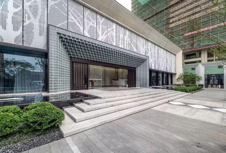 现代简雅风格售楼处建筑设计,感受自然的光影交错_20
