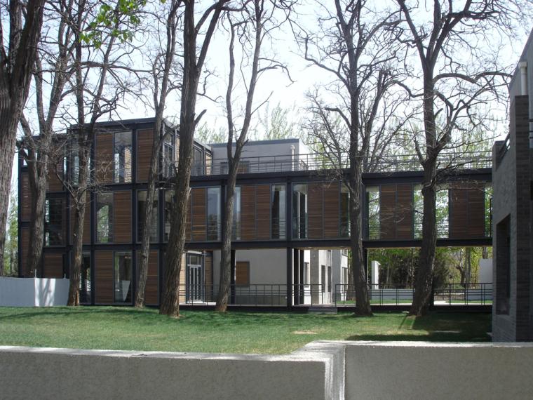清华大学专家公寓