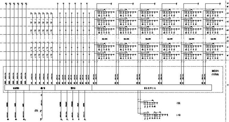 三十二住宅小区电气全套施工图