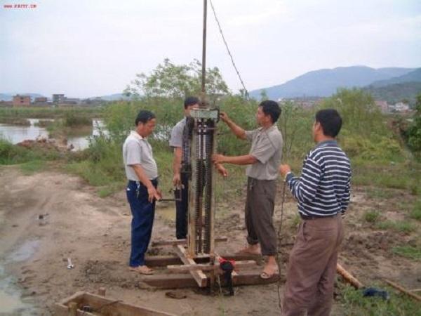 岩土工程原位测试试验报告