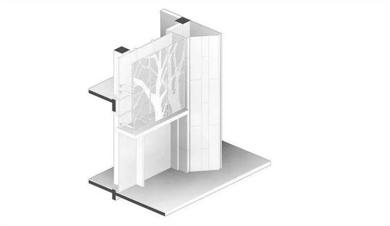 现代简雅风格售楼处建筑设计,感受自然的光影交错_29