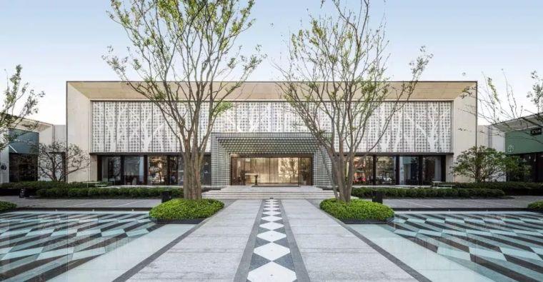 现代简雅风格售楼处建筑设计,感受自然的光影交错_5