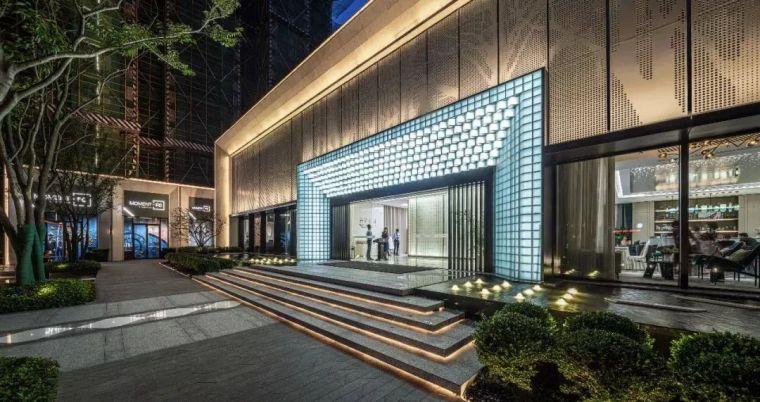现代简雅风格售楼处建筑设计,感受自然的光影交错_7