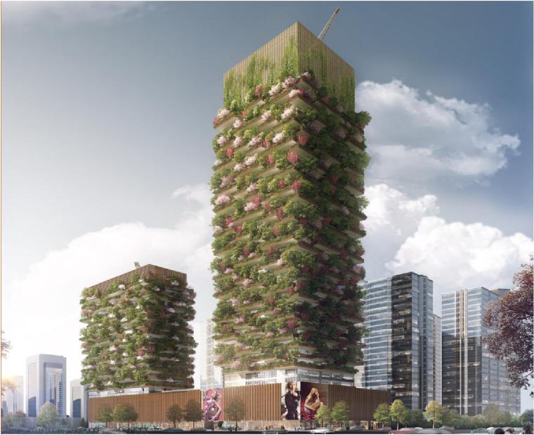 [江苏]全国绿色示范工程观摩材料(含垂直绿化)