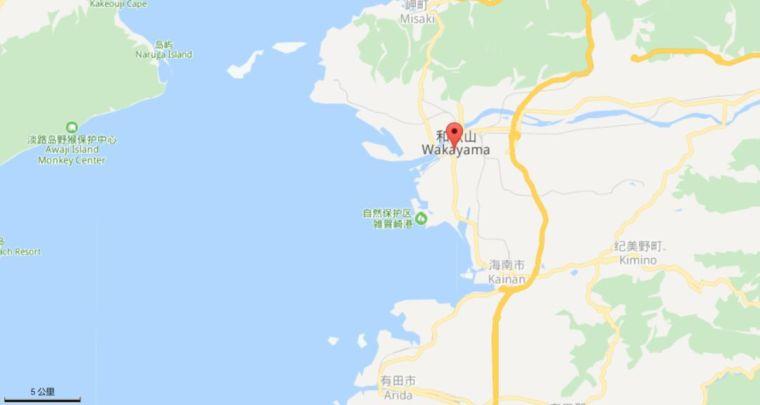 RED-ACT: 20190313日本紀伊水道5.2级地震破坏力分析