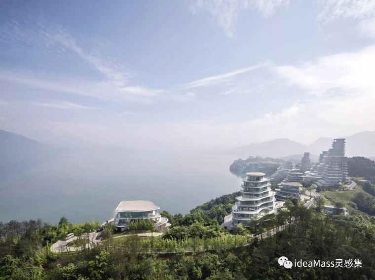 MAD新作:黄山太平湖公寓