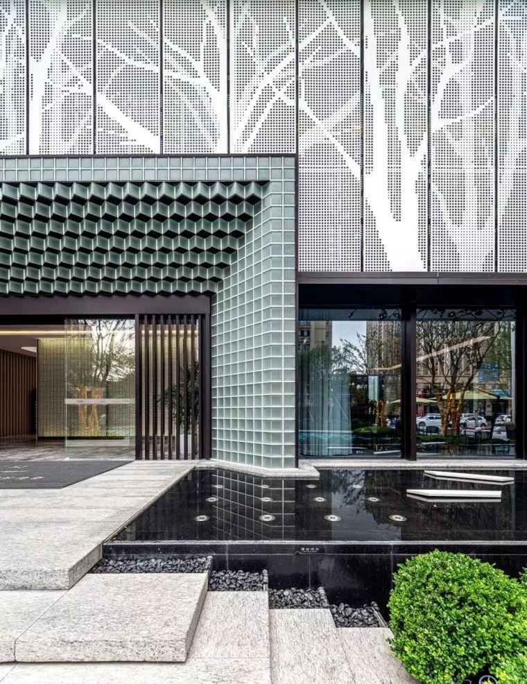 现代简雅风格售楼处建筑设计,感受自然的光影交错_35