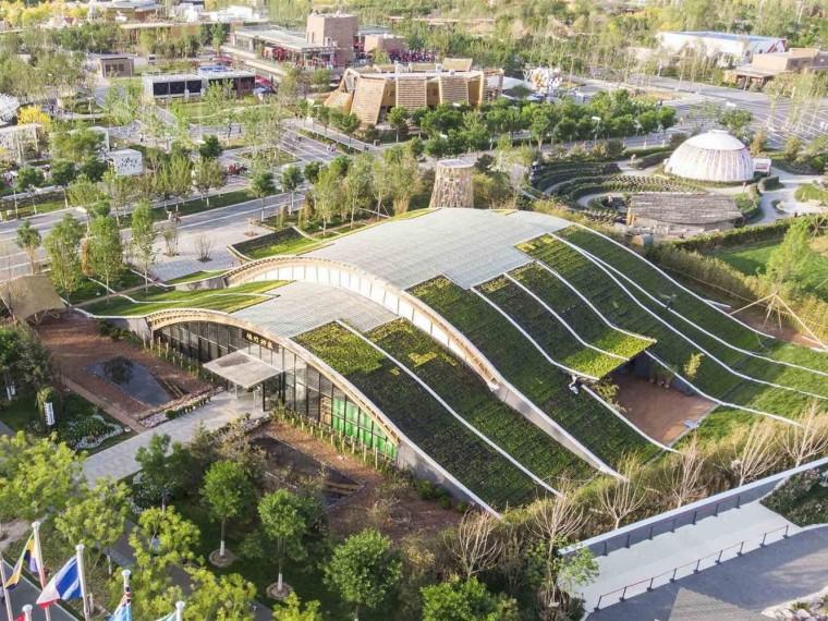 2019北京世园会国际竹藤组织园