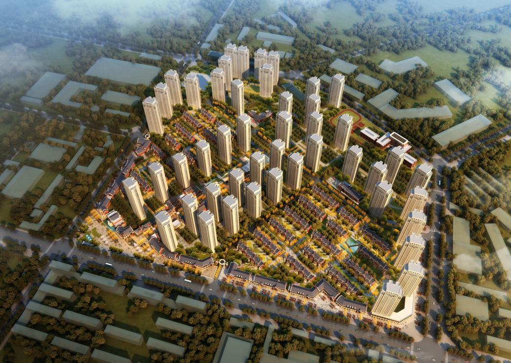 [遼寧]歐陸風格住宅建筑概念規劃及單體方案(墨塵設計|PDF+102頁)