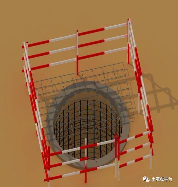 五分钟带你学习超深人工挖孔桩施工安全及质量控制_1